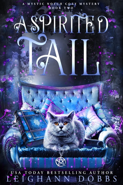 A Spirited Tail by Leighann Dobbs Book Summary, Reviews and E-Book Download