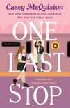 One Last Stop book summary, reviews and download