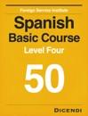 FSI Spanish Basic Course 50