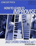 Jazz Chord Symbols vol 1 (C Pitch) book summary, reviews and download
