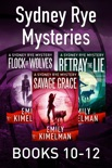 Sydney Rye Mysteries Books 10-12 book summary, reviews and downlod