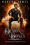 Demon Boxes book summary, reviews and downlod