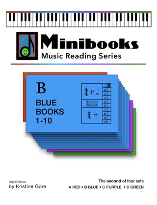 Minibooks Music Reading Series textbook download