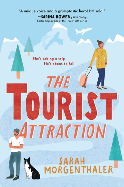 The Tourist Attraction by Sarah Morgenthaler Book Summary, Reviews and E-Book Download