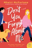 Don't You Forget About Me book summary, reviews and download