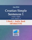 Croatian Simple Sentences 1 – Interactive E-Book + Audio Book descarga de libros electrónicos