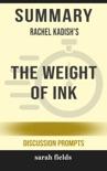 Summary: Rachel Kadish's The Weight of Ink book summary, reviews and downlod
