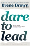Dare to Lead book summary, reviews and download