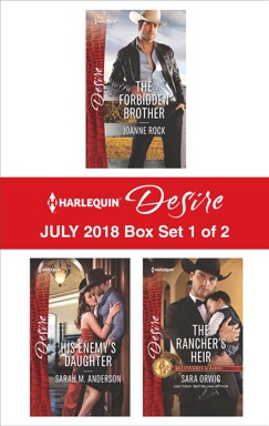 Harlequin Desire July 2018 - Box Set 1 of 2 E-Book Download