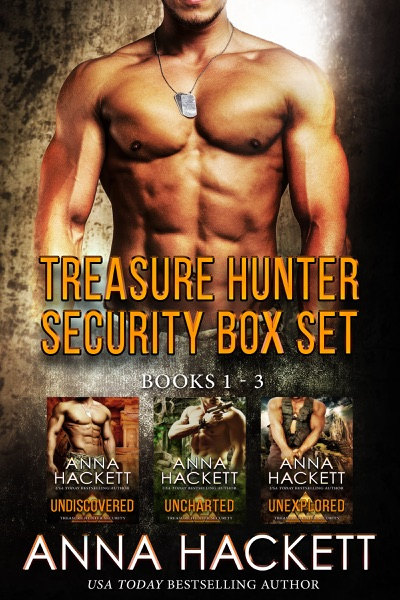 Treasure Hunter Security Box Set by Anna Hackett Book Summary, Reviews and E-Book Download