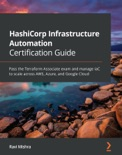 HashiCorp Infrastructure Automation Certification Guide book summary, reviews and download