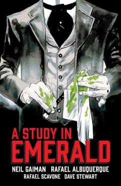 Neil Gaiman's A Study in Emerald E-Book Download