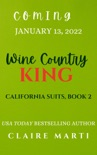 Wine Country King book summary, reviews and downlod
