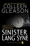 Sinister Lang Syne book summary, reviews and downlod