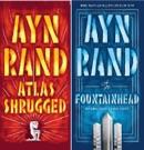 Ayn Rand Novel Collection 2 Box Set: Atlas Shrugged, The Fountainhead e-book