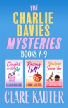 The Charlie Davies Mysteries Books 7–9 book summary, reviews and downlod