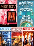 Robot Series Collection by Isaac Asimov: I Robot, The Caves of Steel, The Naked Sun, The Robots of Dawn, Robots and Empire. book summary, reviews and downlod