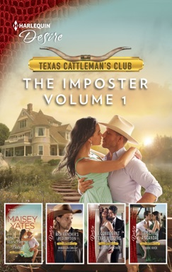 Texas Cattleman's Club: The Imposter Volume 1 E-Book Download