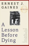 A Lesson Before Dying book summary, reviews and download