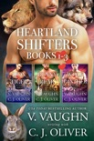 Heartland Shifters Books 1-3 book summary, reviews and download