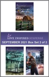 Love Inspired Suspense September 2021 - Box Set 2 of 2 book summary, reviews and downlod