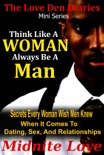 Think Like A Woman Always Be A Man book summary, reviews and download