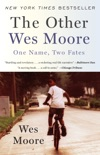The Other Wes Moore book summary, reviews and download