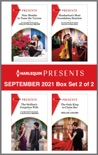 Harlequin Presents September 2021 - Box Set 2 of 2 book summary, reviews and download