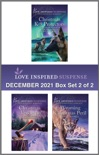 Love Inspired Suspense December 2021 - Box Set 2 of 2 book summary, reviews and downlod
