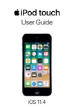 iPod touch User Guide for iOS 11.4 book summary, reviews and downlod