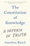 The Constitution of Knowledge book summary, reviews and download