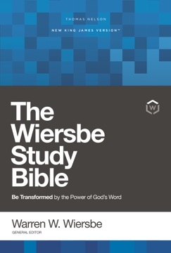 NKJV, Wiersbe Study Bible, Red Letter Edition, Ebook E-Book Download