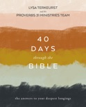 40 Days Through the Bible book summary, reviews and downlod