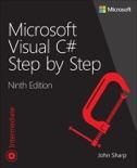 Microsoft Visual C# Step by Step, 9/e e-book