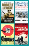 Robert Leckie Collection 4 Books set: Helmet for My Pillow, Okinawa, Strong Men Armed, Challenge for the Pacific. book summary, reviews and download
