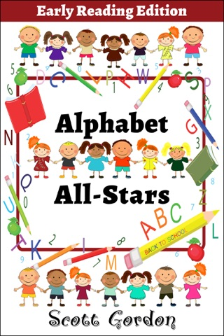 Alphabet All-Stars by Scott Gordon book summary, reviews and downlod