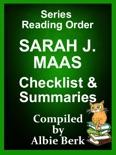 Sarah J. Maas: Series Reading Order - with Summaries & Checklist book summary, reviews and downlod