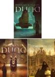 Duna Primeira Trilogia 3 livro II: O Imperador Deus de Duna, Os Hereges de Duna, As Herdeiras De Duna. book summary, reviews and downlod