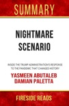Nightmare Scenario: Inside the Trump Administration's Response to the Pandemic That Changed History by Yasmeen Abutaleb and Damian Paletta: Summary by Fireside Reads book summary, reviews and downlod
