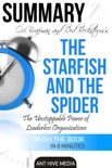 Ori Brafman & Rod A. Beckstrom's The Starfish and the Spider: The Unstoppable Power of Leaderless Organizations Summary book summary, reviews and downlod