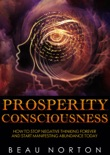 Prosperity Consciousness: How to Stop Negative Thinking Forever and Start Manifesting Abundance Today book summary, reviews and download