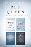 Red Queen 4-Book Collection book summary, reviews and downlod