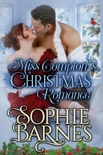 Miss Compton's Christmas Romance book summary, reviews and downlod