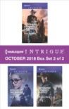 Harlequin Intrigue October 2018 - Box Set 2 of 2 book summary, reviews and downlod