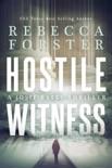 Hostile Witness, a Josie Bates Thriller e-book