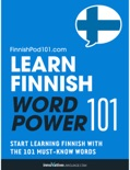 Learn Finnish - Word Power 101 book summary, reviews and downlod