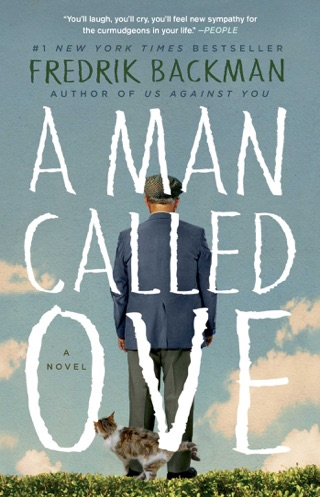A Man Called Ove by Fredrik Backman E-Book Download