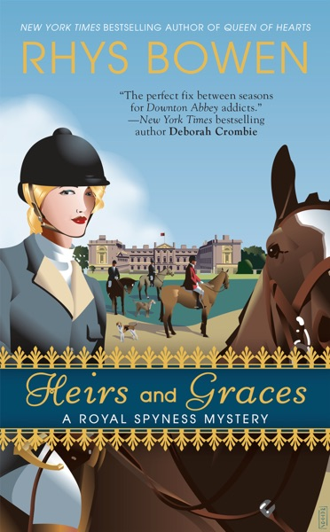 Heirs and Graces by Rhys Bowen Book Summary, Reviews and E-Book Download