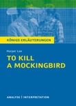 To Kill a Mockingbird. Königs Erläuterungen. book summary, reviews and downlod