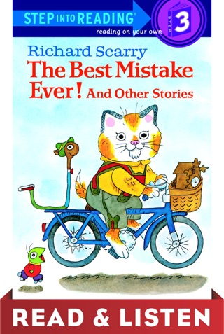 Richard Scarry's The Best Mistake Ever! and Other Stories by Richard Scarry E-Book Download